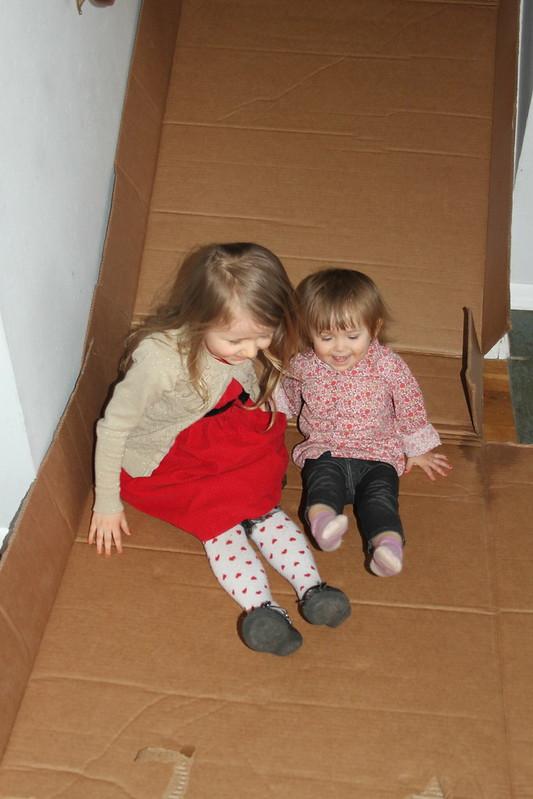 box slide