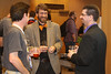 Reception at Apachecon by RichardBowen