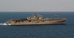 USS Bonhomme Richard (LHD 6) file photo.