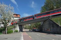 Appenzeller Bahnen - SG Oberstrasse 2014