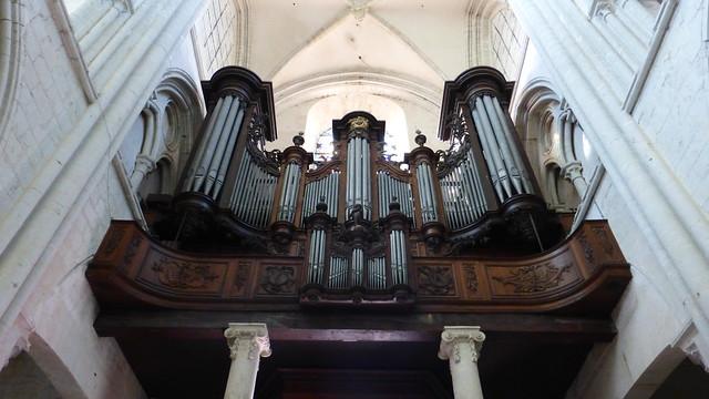 155 Abbaye de la Trinité de Fécamp