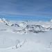 totéž s pohledem na Mt.Cervino vlevo vpozadí