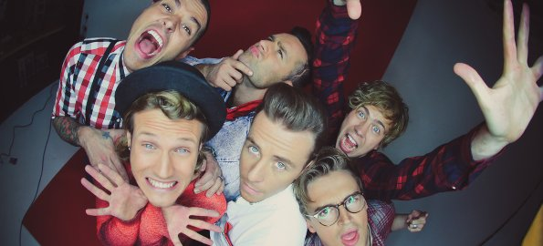 Live Review: McBusted at Newcastle Metro Radio Arena - 28th April 2014 - There Goes The Fear, a UK/US/IE Music Web site