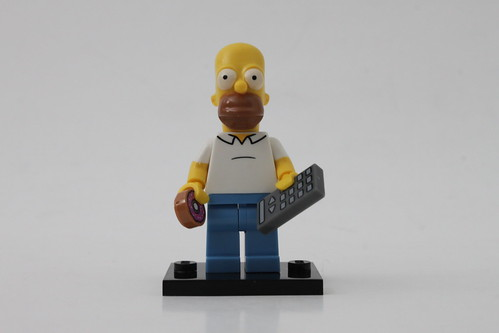 LEGO Minifigures The Simpsons Series (71005) - Homer Simpson
