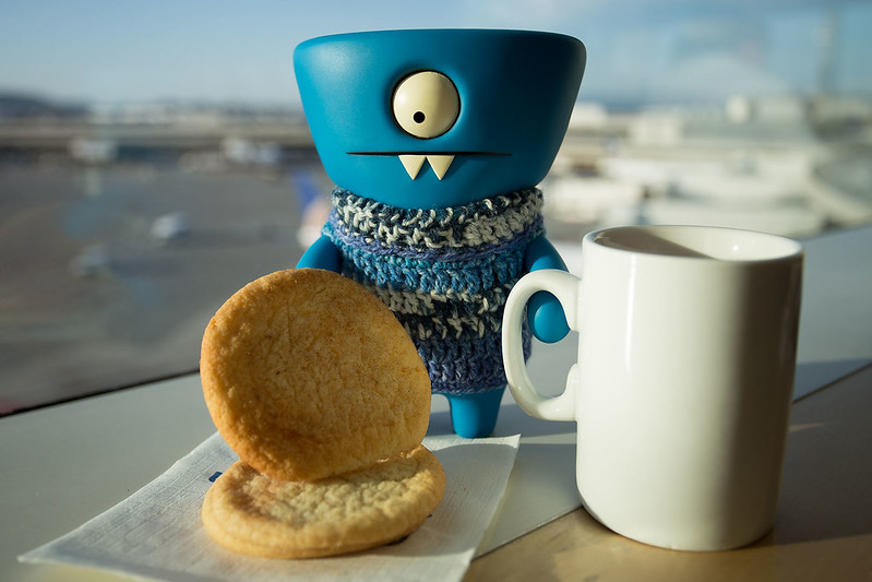 Uglyworld #2289 - Hot Chocs & Cookies - (Project On The Go - Image 121-365)
