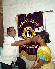 Madras Royapuram Lions Club (India)