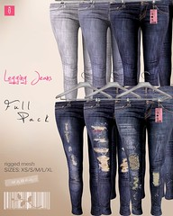 **SHINE** Legging Jeans