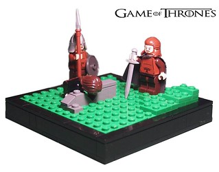 Lego Game of Thrones- Winter is Coming