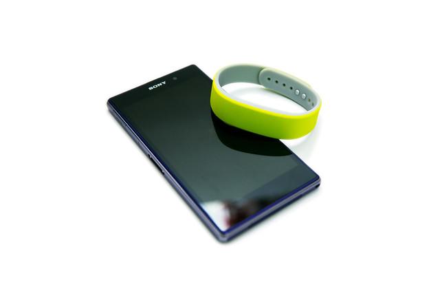 最美 Sony SmartBand SWR10 開箱 (1) @3C 達人廖阿輝