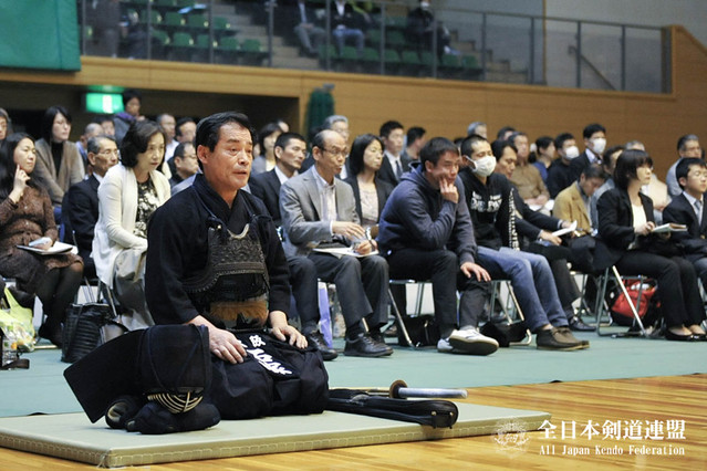12th All Japan Kendo 8-Dan Tournament_323