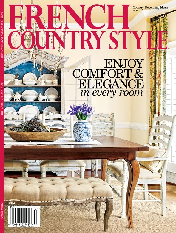 Awesome French Decorating Magazine Ideas Mericamediaus - French country magazine