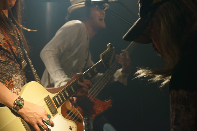 ROSE HIP GARDEN live at 獅子王, Tokyo, 10 May 2014. 200