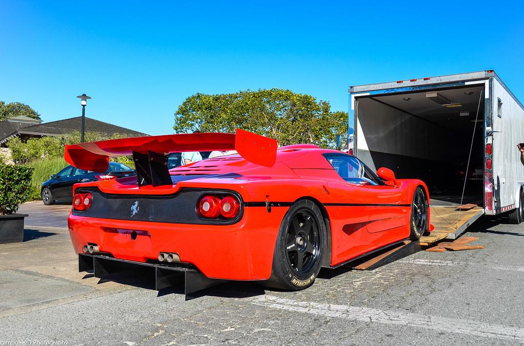 Ferrari F50 GT  2e94335f3cbd