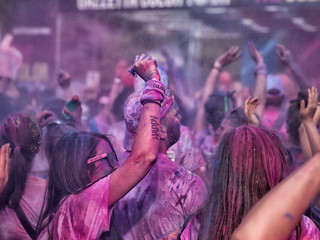 The color Party
