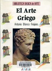 Antonio Blanco Freijeiro, El arte griego