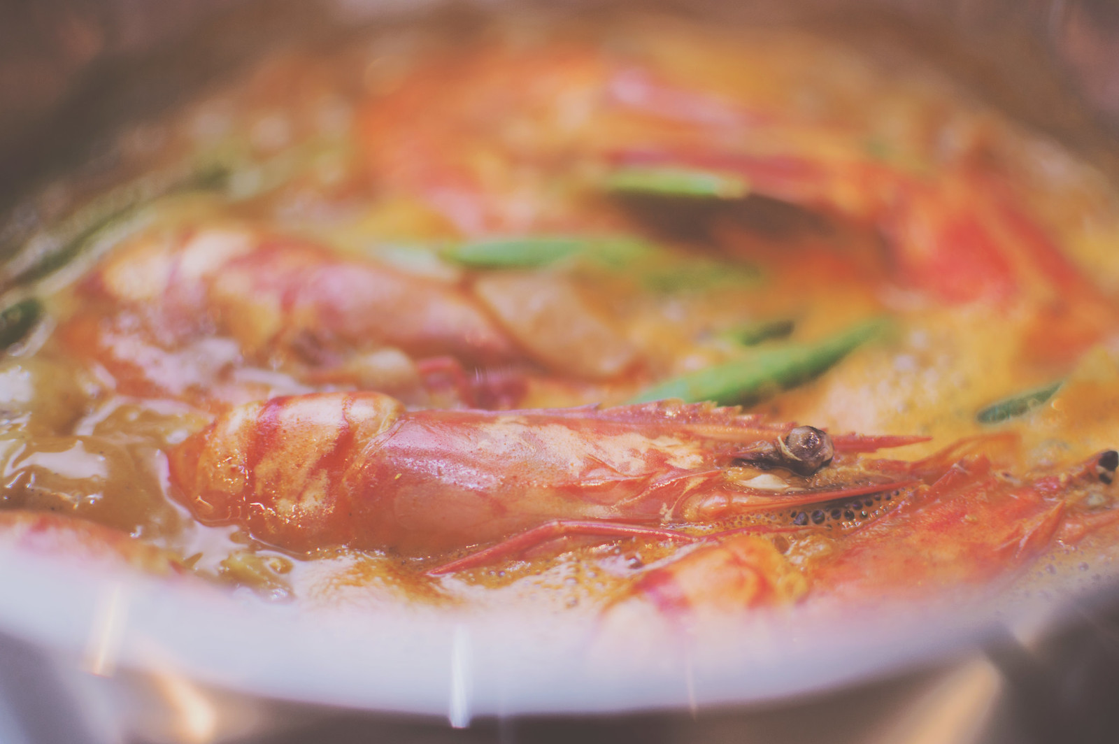Curry Prawn | Kari Udang