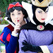 Snow White & Evil Queen by thelostprincessss
