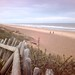 Mablethorpe Beach. by emmajanesheridan