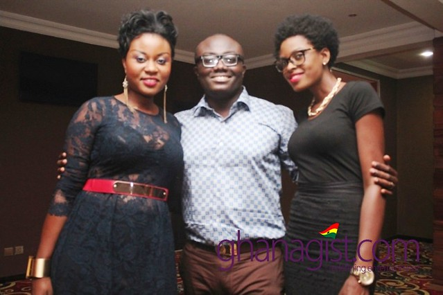 Chris Attoh and Damilola Adegbite's joint birthday bash