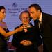 Global Gift Foundation posted a photo:Eva Longoria & Nikos Aliagas at The Global Gift Gala Paris