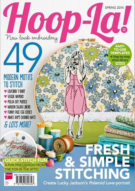 Hoop-La magazine