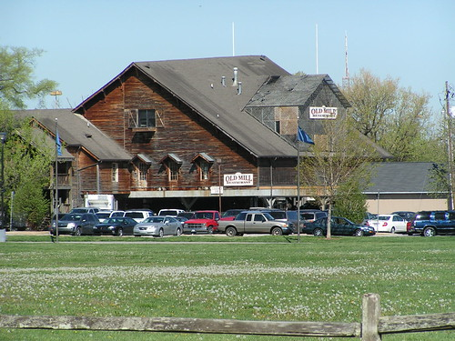 Old Mill Restaurant - Pigeon Forge TN