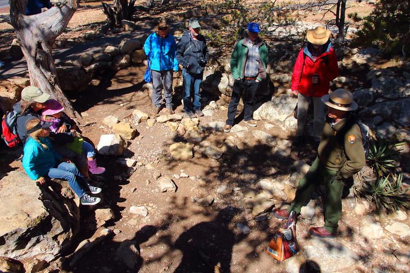 IMG_5633 Ranger Program: Fossil Walk