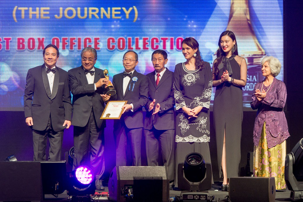 'The Journey' honoured by Malaysia Book of Records