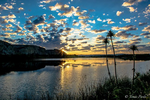 sunset sun lake clouds sunrise landscape lago atardecer amanecer laguna nwn greatphotographers