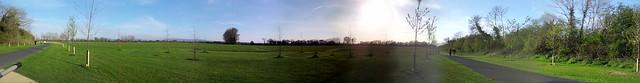 St. Catherine's Park near Lucan Ireland