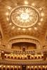 Plafond de l'Opéra de Vichy