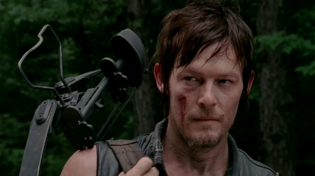 daryl dixon the walking dead top fictional characters tv film review blog the finer things club uk entertainment blog