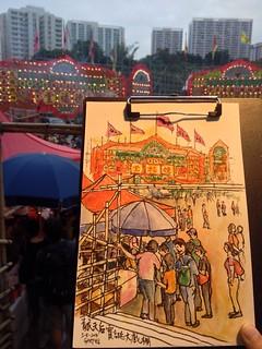Tsing Yi Tin Hau Birthday Celebration