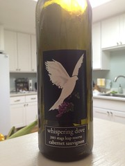 2003 Whispering Dove Stags Leap Reserve Cabernet Sauvignon