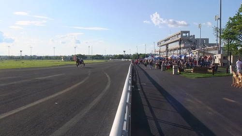 #SnapShot | Up The Rail #New #Meadowlands #Racetrack