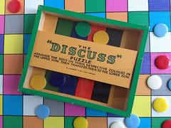 Journet Discuss puzzle