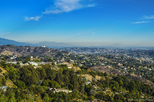 Los Angeles - Runyon Canyon Park