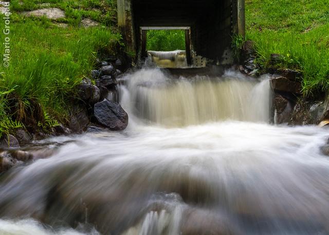 Cascace au vieilles forges
