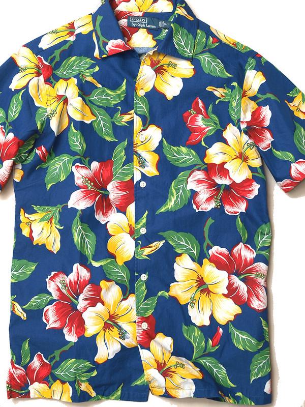 Ralph Lauren / Floral Printed S/S Shirt