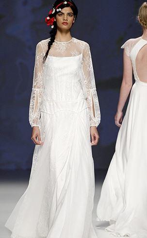Victorio & Luccino Barcelona Bridal Week 2014