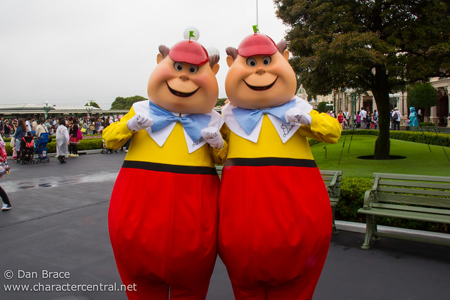 Tweedle Dee and Dum