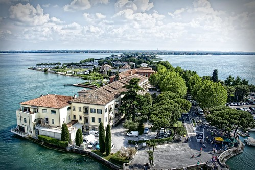 Sirmione from life of Ernest Hemingway