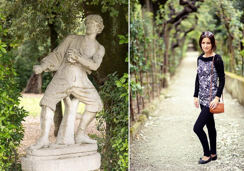 Boboli garden, Florence
