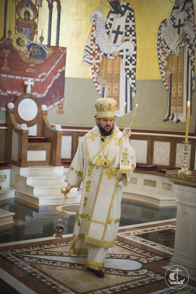 11 мая 2014, Литургия в Подгорице / 11 May 2014, Divine Liturgy in Podgorica