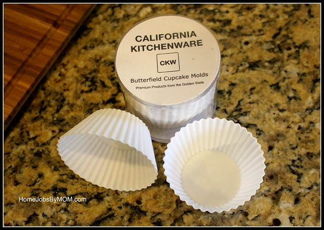 California Kitchenware Silicone Baking Molds