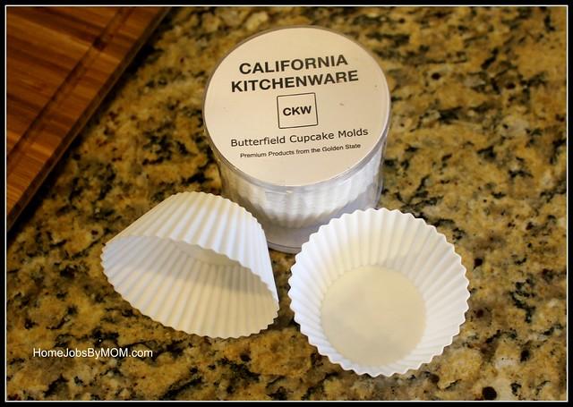 California Kitchenware Silicone Baking Molds