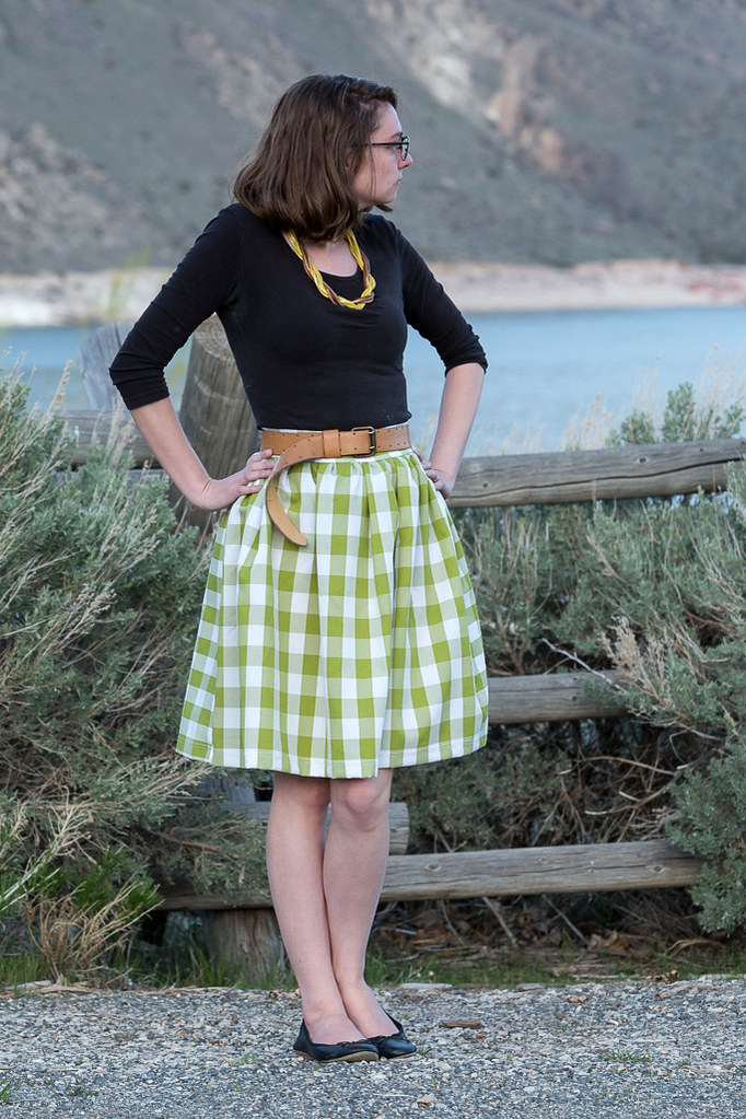 Shabby Apple, Popbasic, skirt, green, wyoming, never fully dressed, withoutastyle,