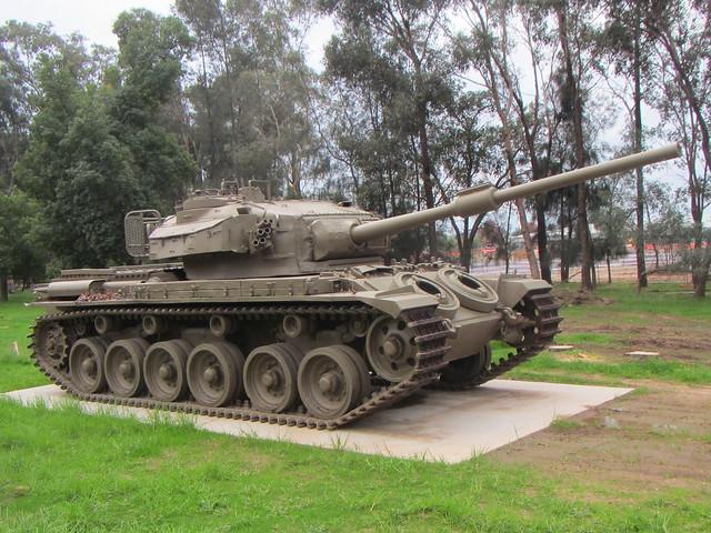 Centurion Tank Gate Guardian