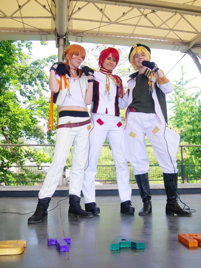 related image - Shooting Uta no Prince-sama - Paris - 2014-05-31- P1860443
