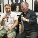 Peter Hook and Kevin Cummins